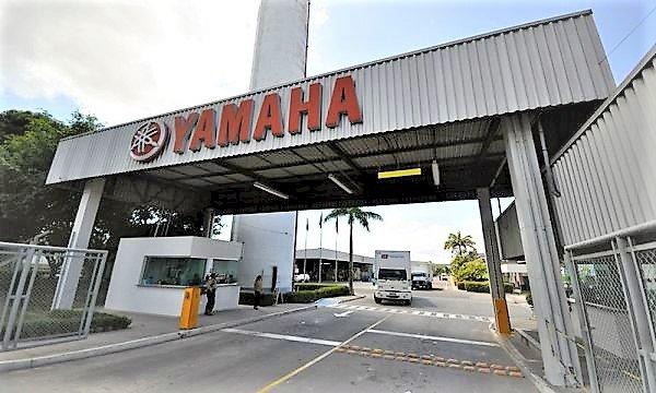 Yamaha fecha fábrica no Brasil por 20 dias