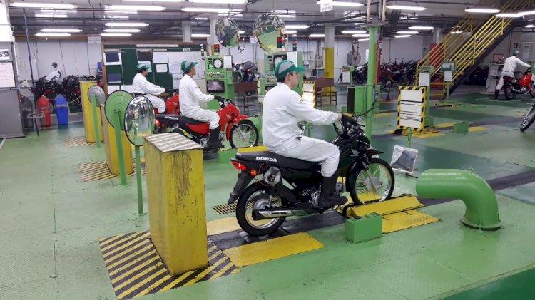 Honda amplia prazo de fechamento da fábrica em Manaus