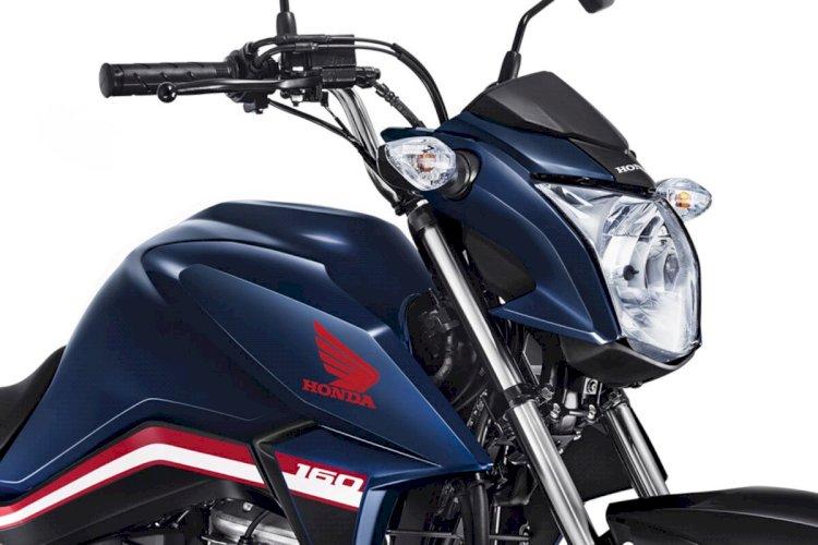 10 motos mais vendidas na OLX