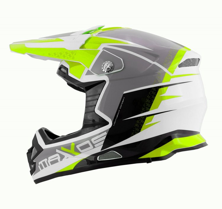 FLY RACING e CAPACETE MATTOS