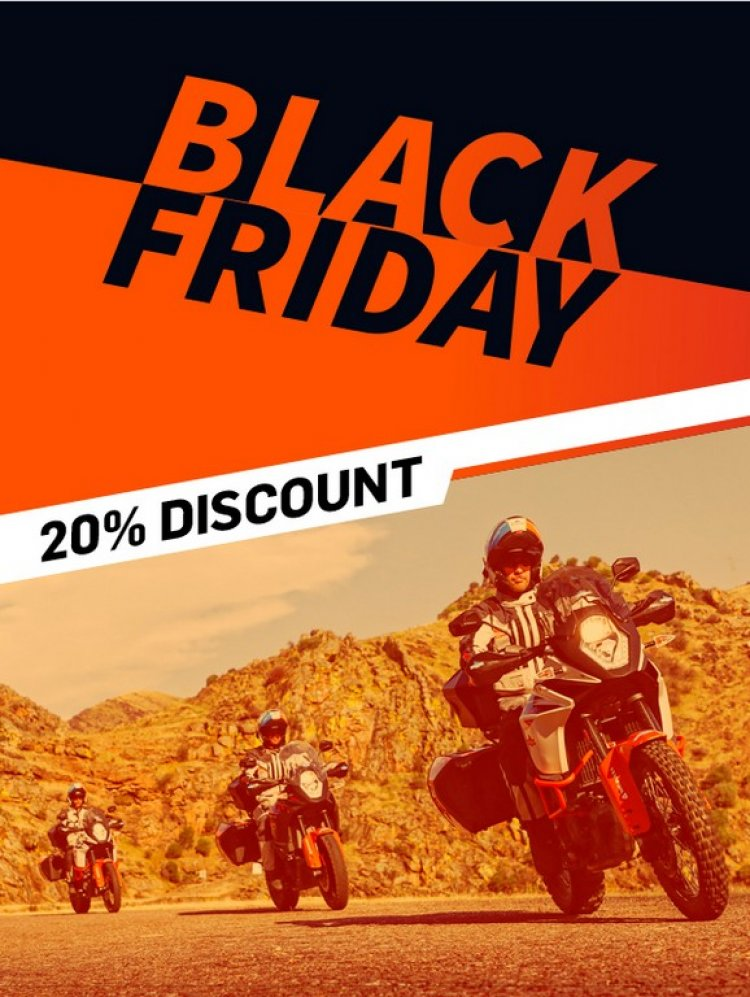 Freeride Spirit adere a campanha Black Friday