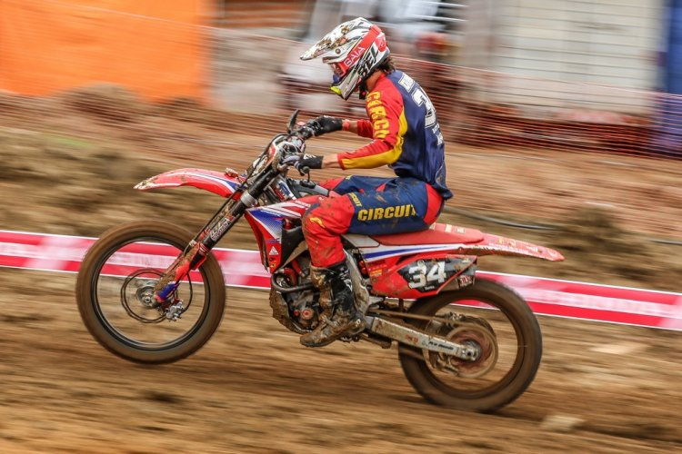 Honda Racing disputa rodada dupla no BRMX