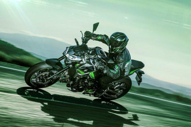 Kawasaki participará no Salão das Duas Rodas