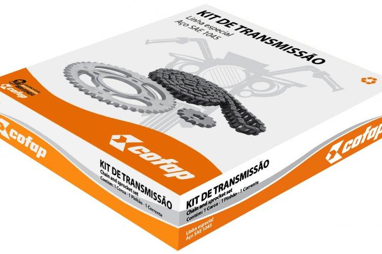 Cofap amplia o portfólio de kits de  transmissão