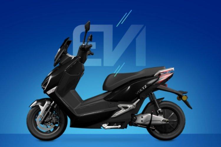 Voltz Motors apresenta modelos elétricos