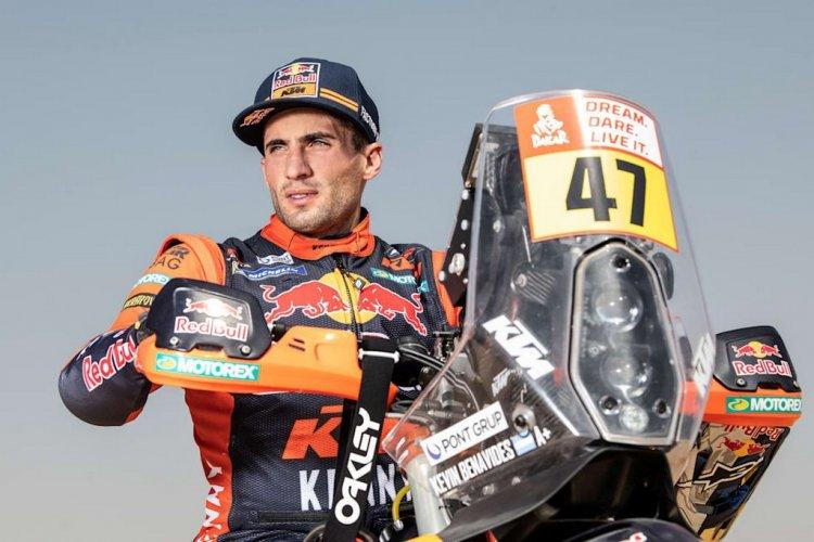 Benavides e KTM focados no Dakar