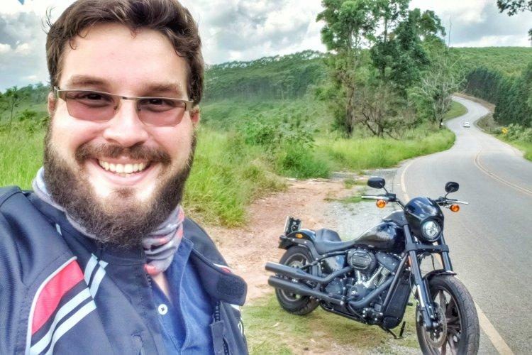 TESTE:Harley Davidson - Low Rider S