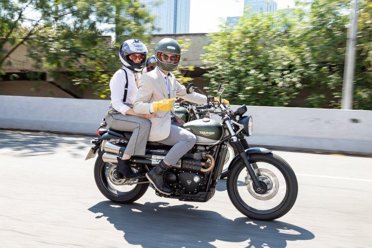 Triumph e DGR comemoram 10 anos de realização do evento no mundo