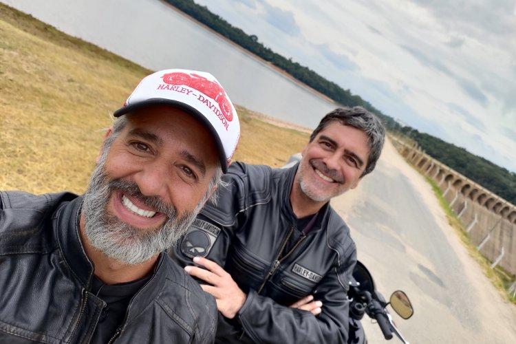 Ike Levy e Junno Andrade: Pilotos Oficiais Harley-Davidson do Brasil