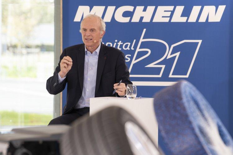 "Michelin apresenta estratégia ""Tudo Sustentável"" para 2030: Michelin em Movimento"