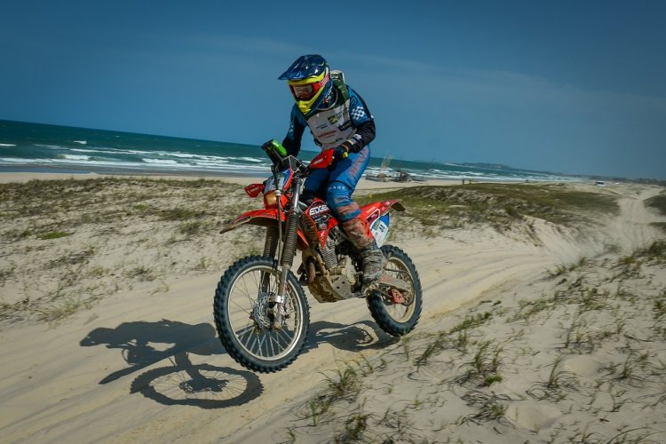 Tiago Wernersbach, do Enduro ao Rally