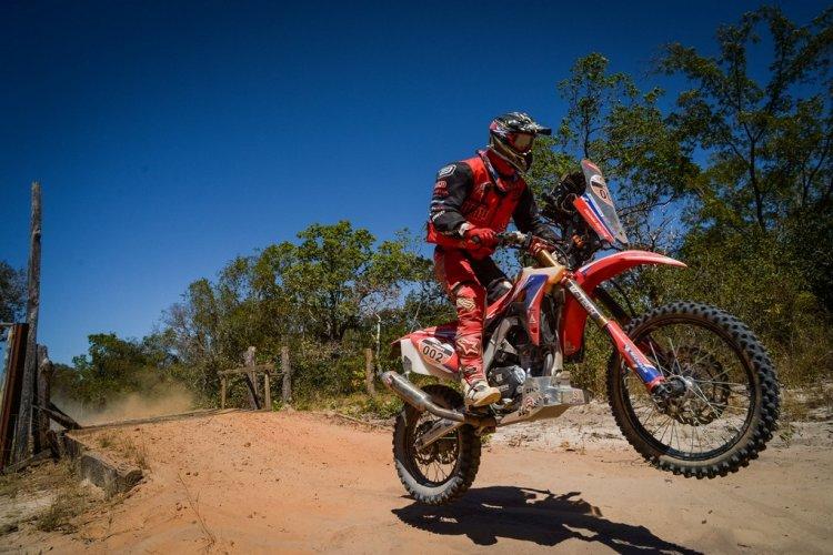 Honda Racing pronta para o Rally Jalapão