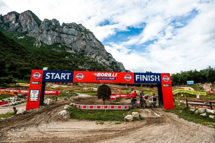 Borilli Racing inaugura Park na Itália