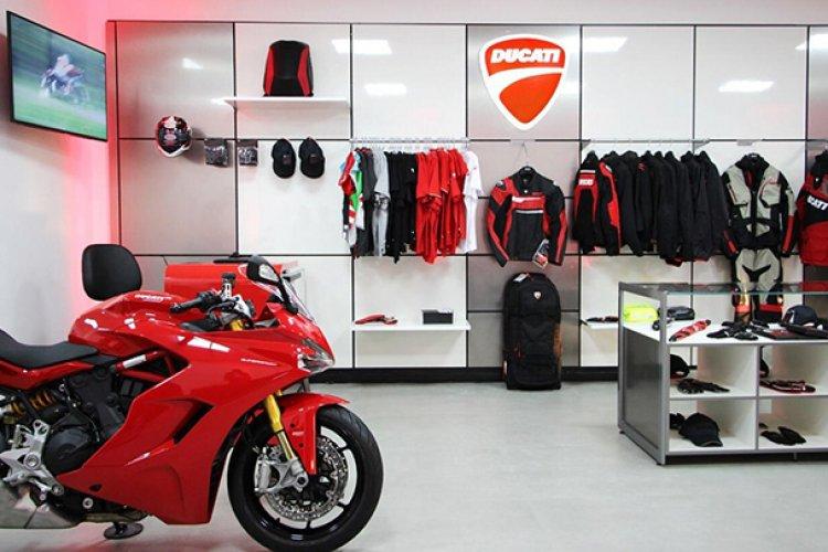 Ducati comemora números em 2021