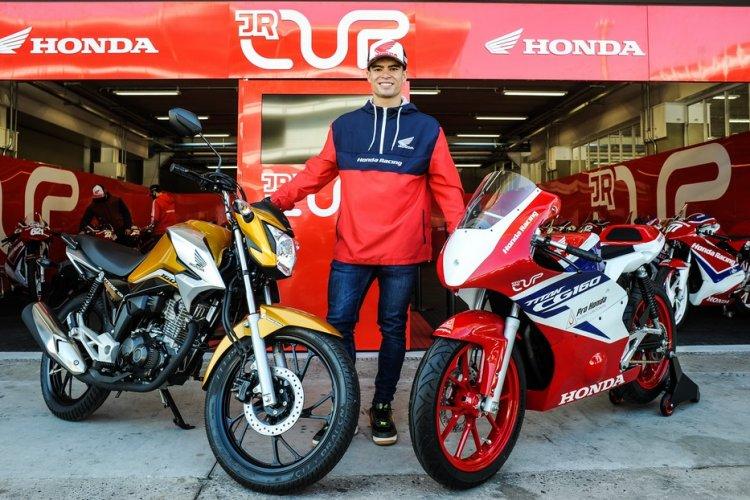 Honda apresenta nova CG 160