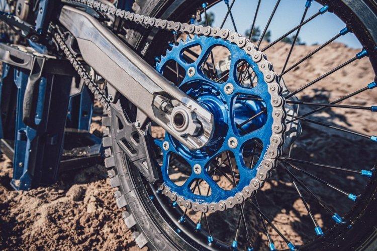 Motos Husqvarna agora com rodas de fábrica