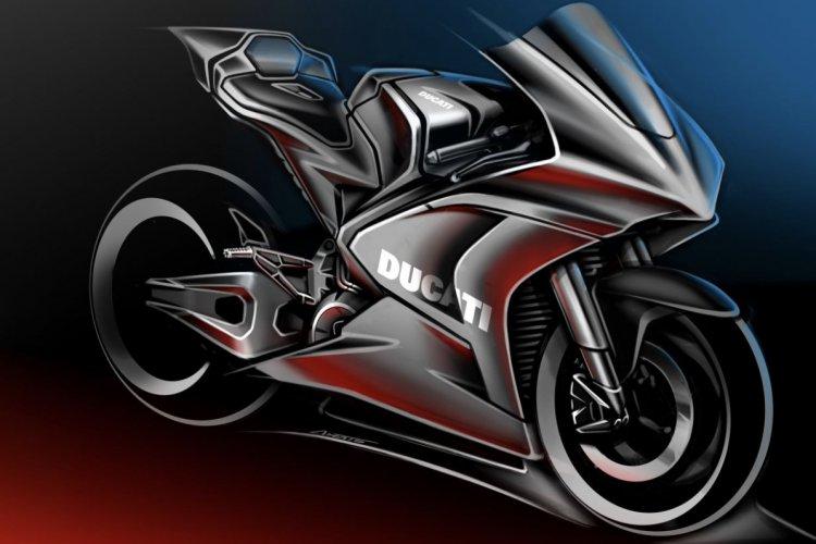 Ducati inicia sua era elétrica