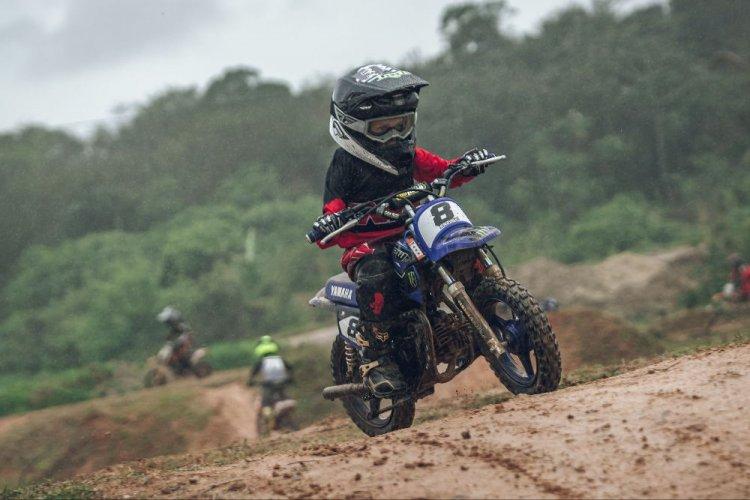 Mini Race Brasil de Motocross faz sucesso e valoriza o futuro do esporte