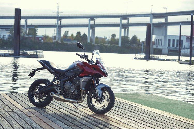 Triumph apresenta a nova Tiger Sport 660