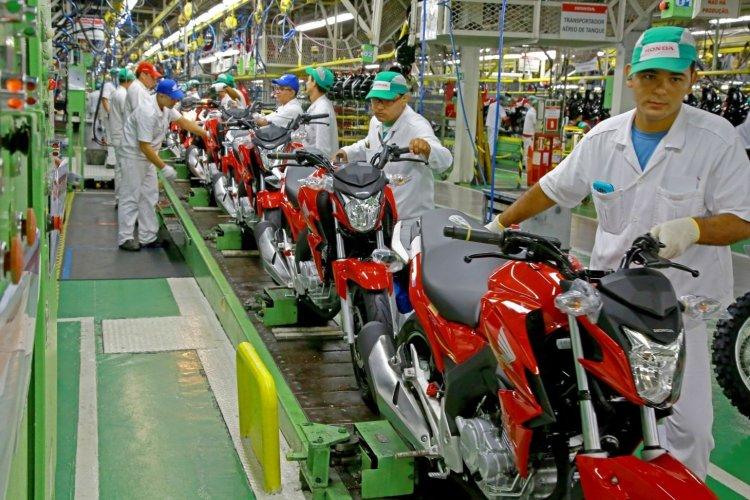 Honda comemora 45 anos de Amazônia