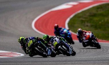 Rossi quase conquista vitória incrível no Texas