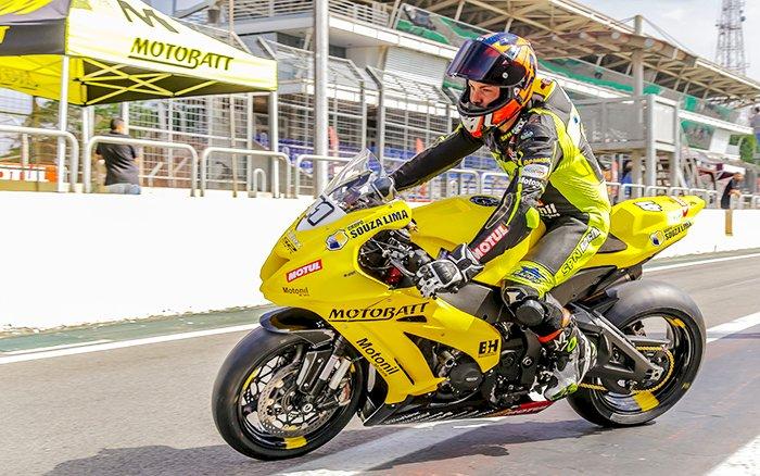Motobatt está no SuperBike Brasil