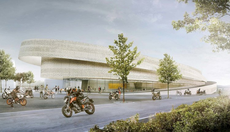 KTM inaugura museu