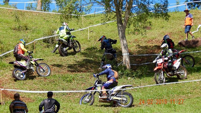 2ª etapa do Paranaense de Enduro