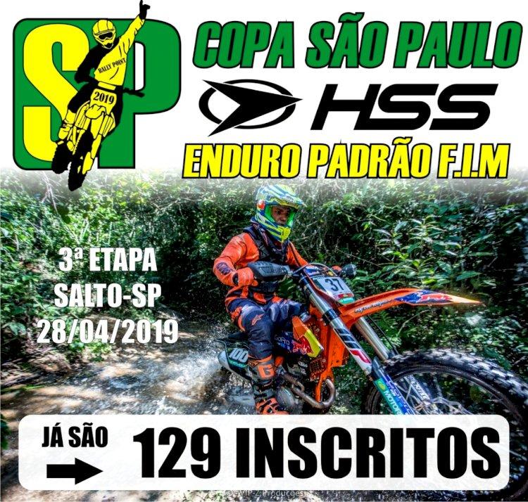 Copa São Paulo HSS de Enduro Fim 2019