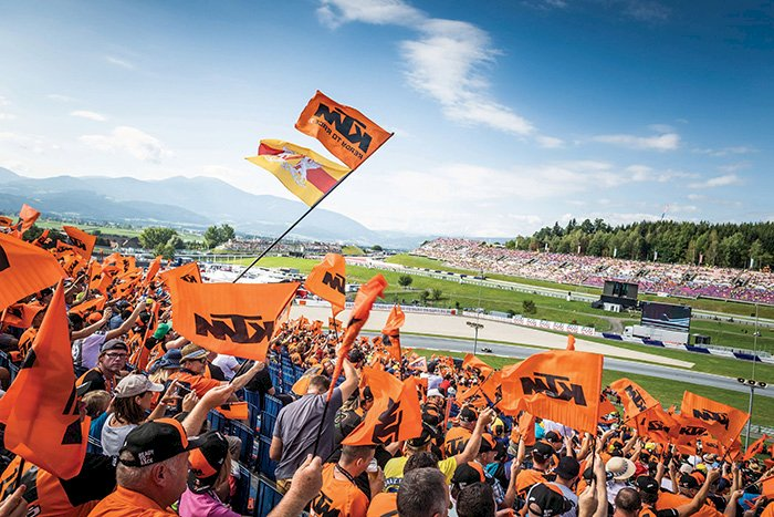 KTM Lança pacotes para fãs da MotoGP