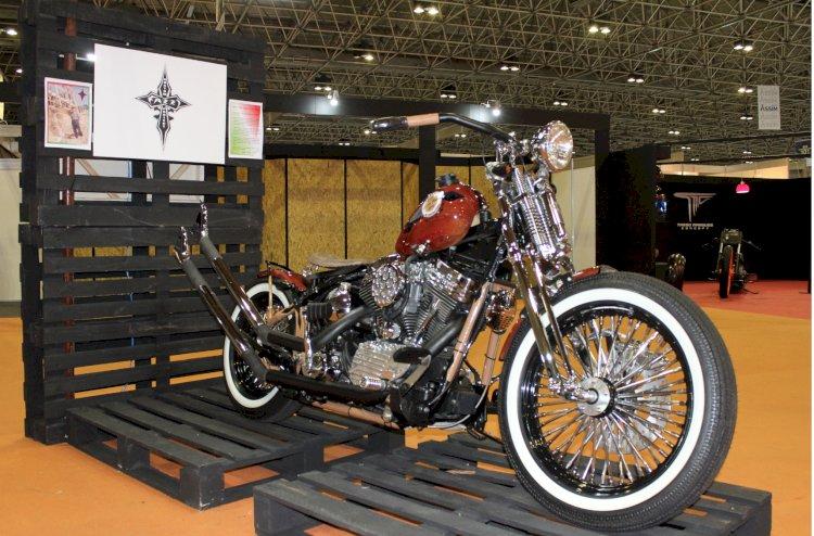 Exposição Bike & Art Show e Festival Moto Brasil