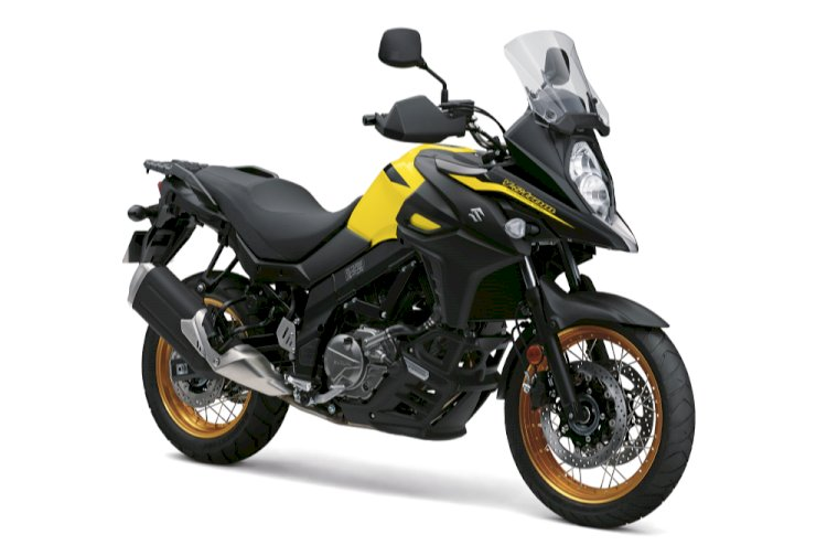 Suzuki presente no Salão Moto Brasil