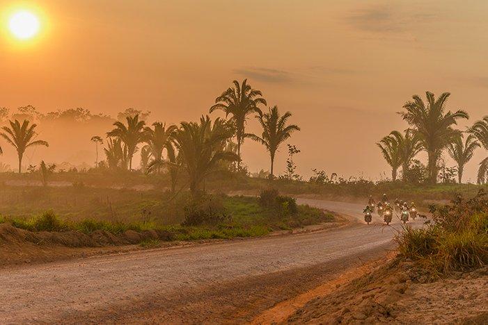 Expedição pela Amazônia