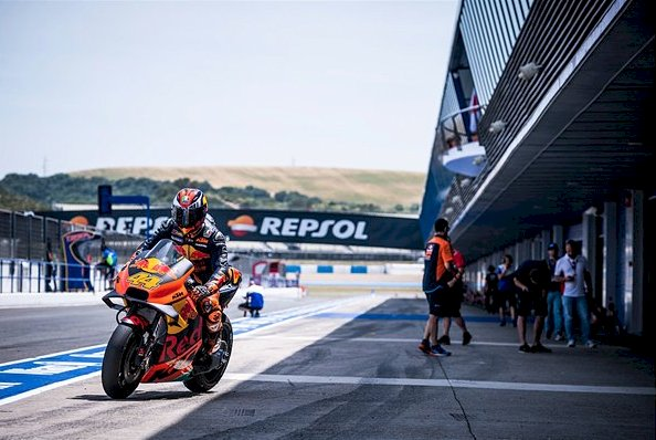 Pol Espagaro é o 4º mais rápido em testes livres da MotoGP