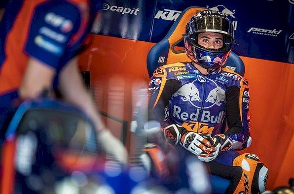 Miguel Oliveira renova com a KTM