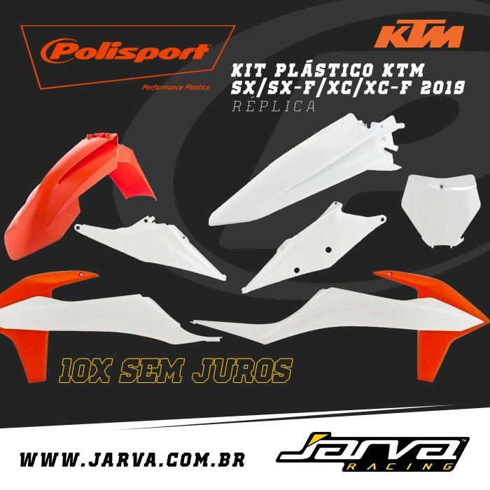 Promoção: Kits Plásticos na Jarva