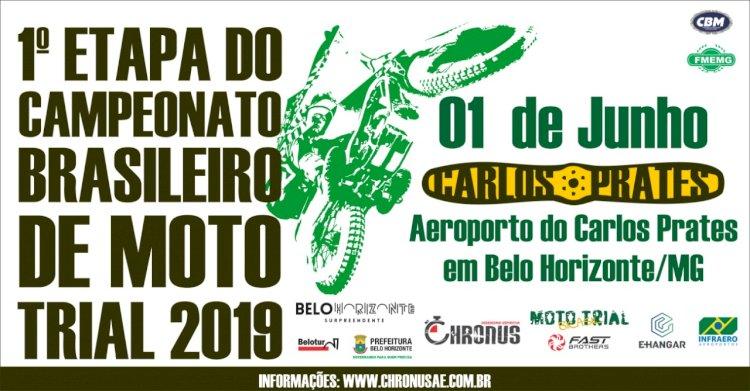Brasileiro de Moto Trial, de Hard e Super Enduro