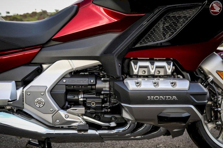 Conheça a nova Honda GL 1800 Gold Wing