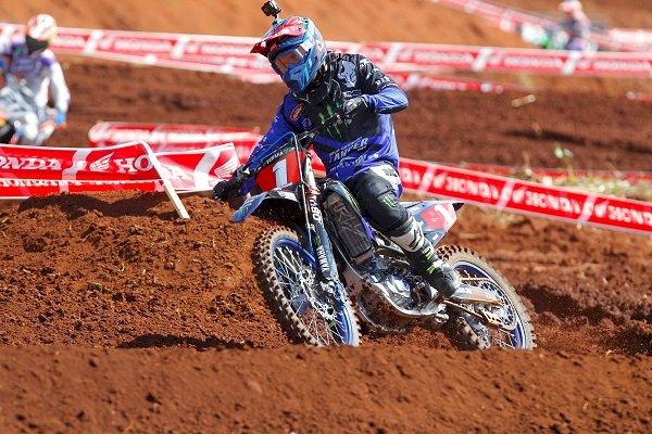 Yamaha Racing pronta para Brasileiro de Motocross