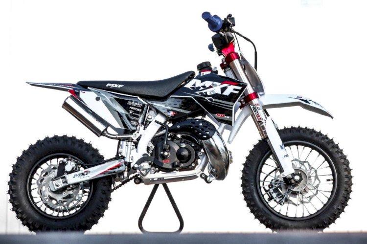 MXF lança nova moto 50cc