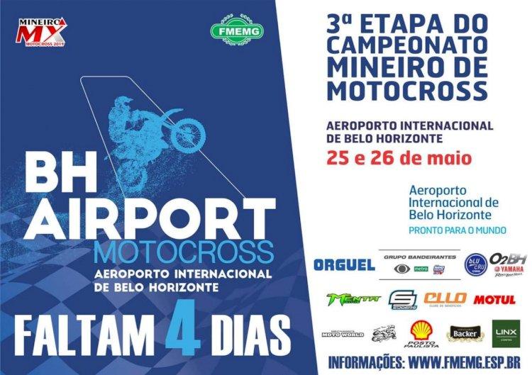 3ª Etapa do Campeonato Mineiro de Motocross