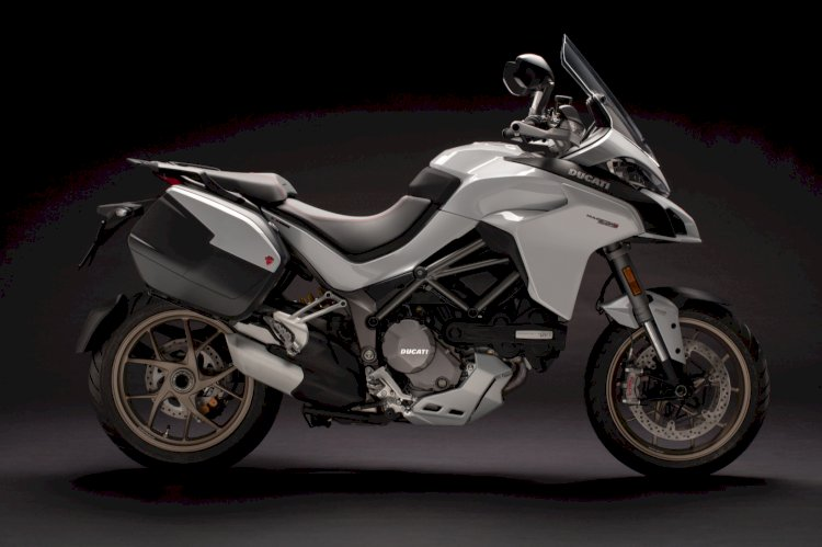 Ducati apresenta Multistrada 1260 S em nova cor