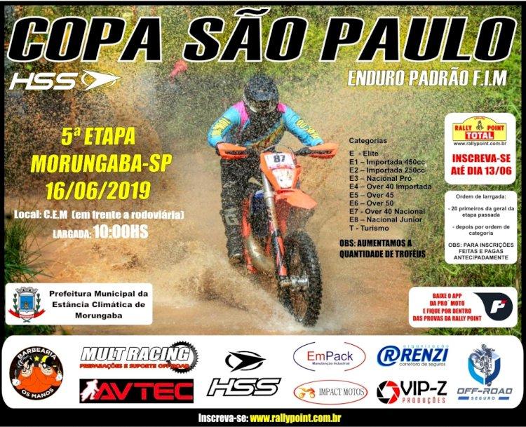 Copa São Paulo HSS de Enduro FIM