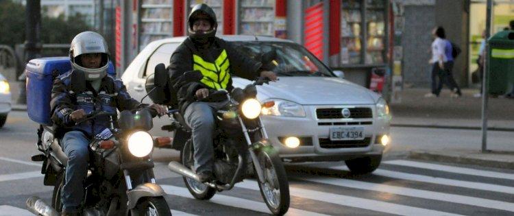 Cai índice de mortes dos motociclistas no trânsito