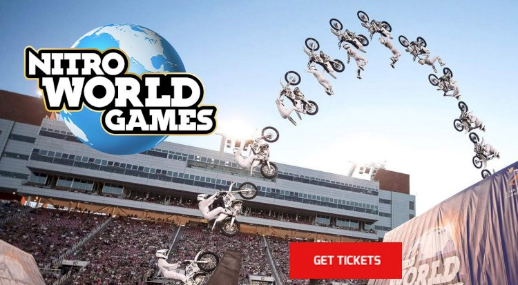 Nitro World Games confirma datas