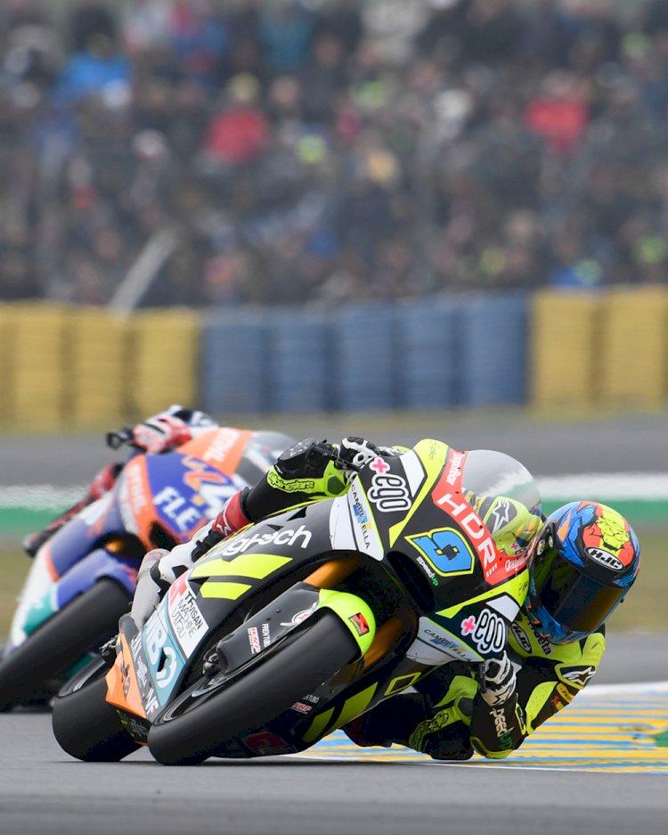 Irmão de Marc Marquez vence GP na França