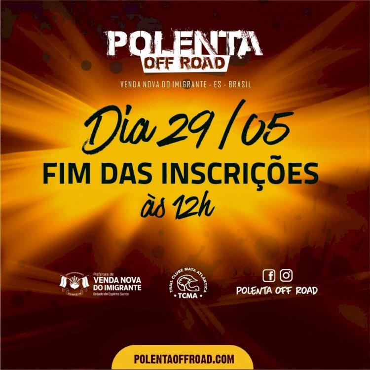 Polenta Off Road
