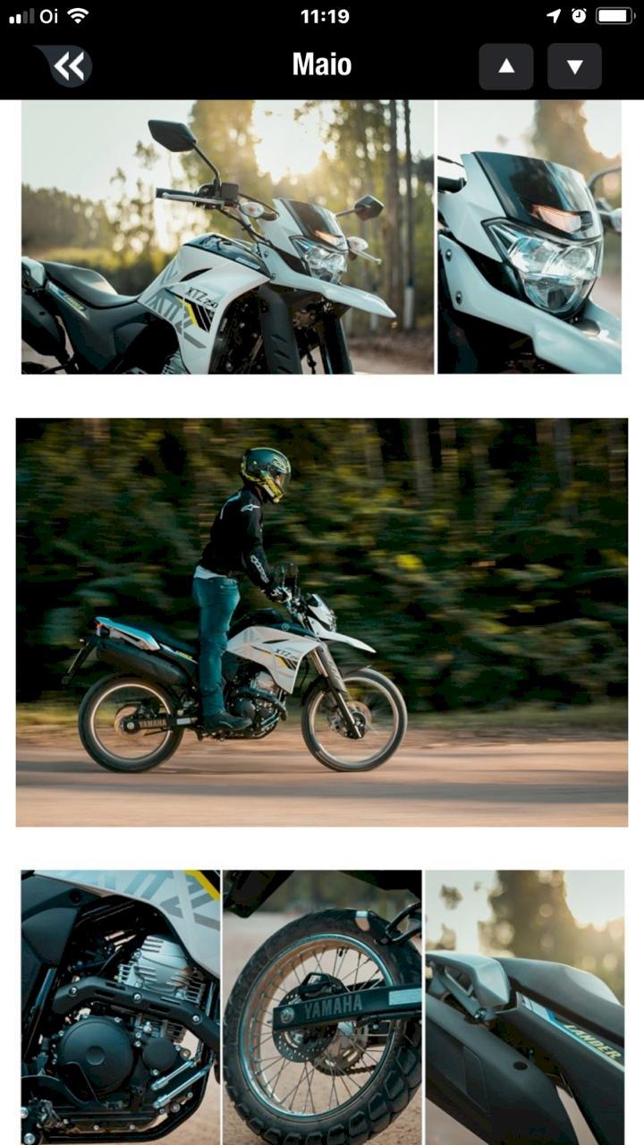 Teste: Yamaha Lander 250cc