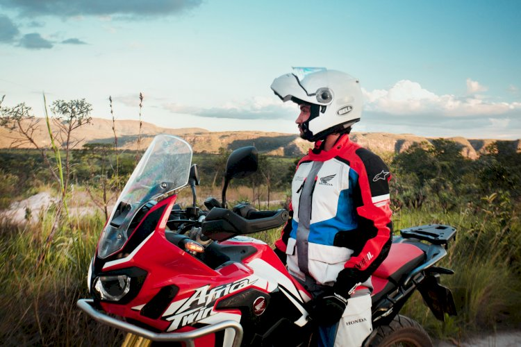 Expedição Honda África Twin
