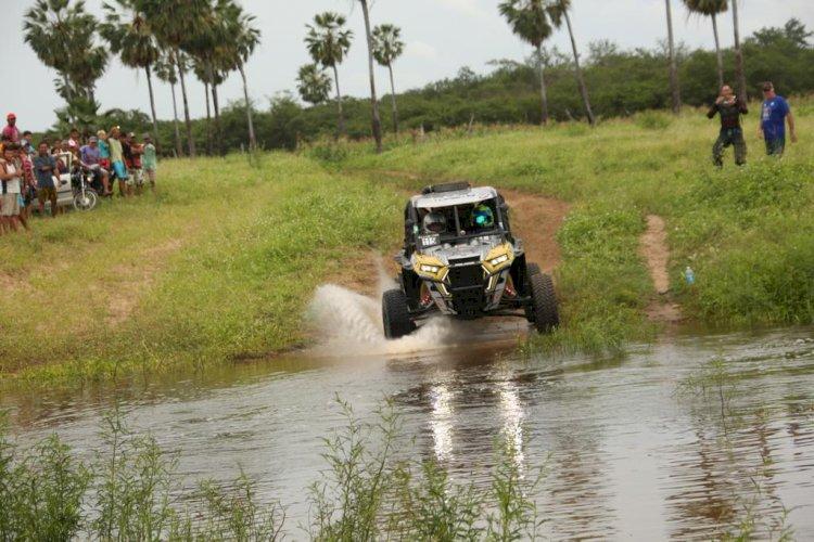 Rally Jalapão bate recorde